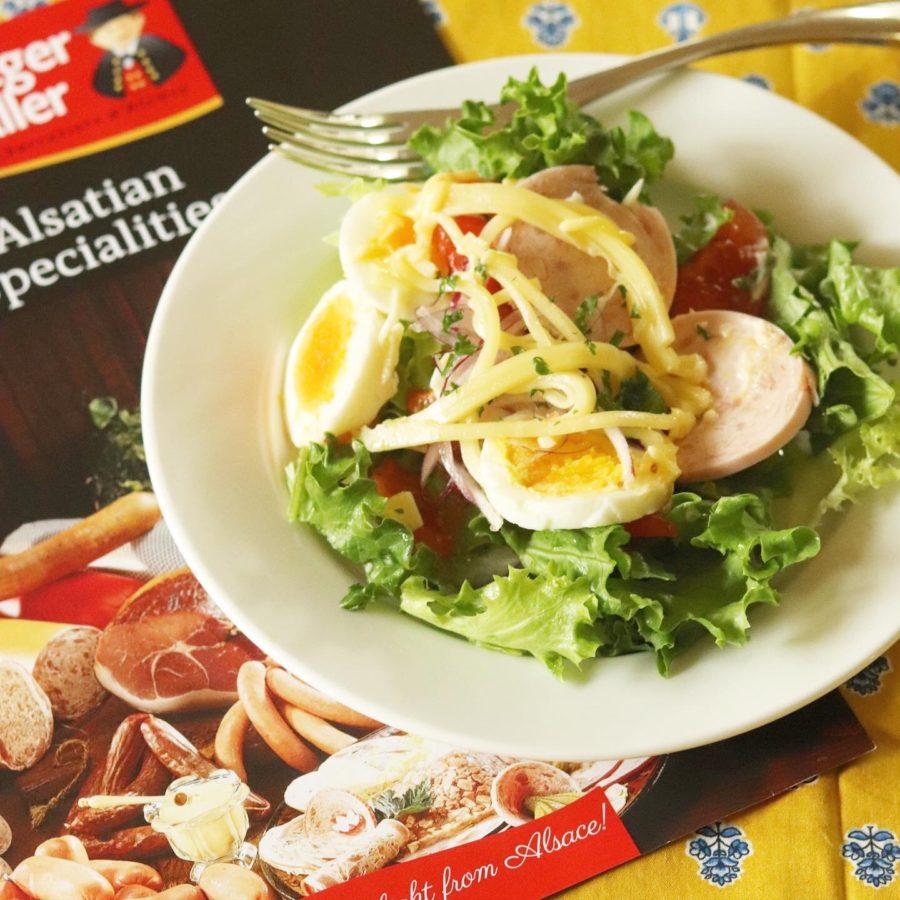11月フランス家庭料理レッスンはアルザス料理