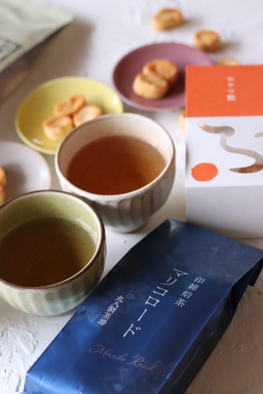 加賀棒茶・丸八製茶場のマリコロードがマイブーム