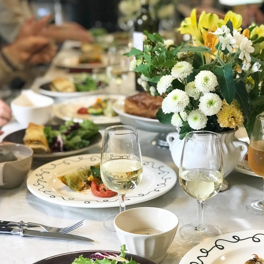 1月のフランス家庭料理レッスンご報告